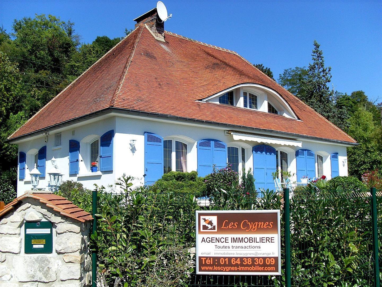 Vente maison bois le roi 77590 achat maisons bois le roi for Achat maison bois le roi