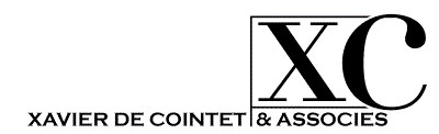 Real estate agency XAVIER DE COINTET ET ASSOCIES in Paris