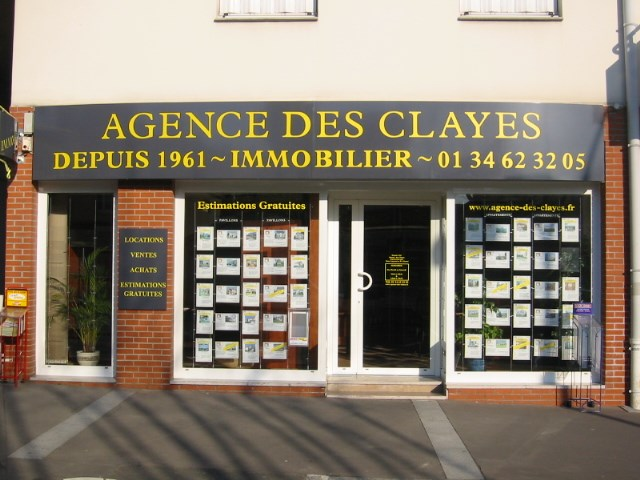 Agence des clayes agence immobili re les clayes sous bois for Agence immobiliere 78