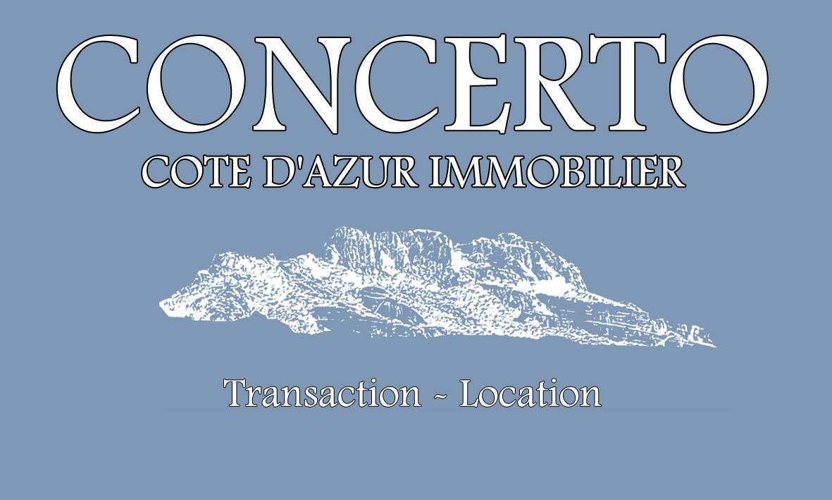Agence concerto cote d 39 azur immobilier agence for Azur immobilier