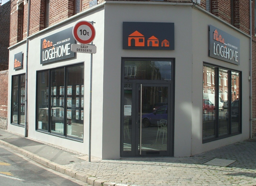 Logehome agence immobili re armentieres for Agence immobiliere 94