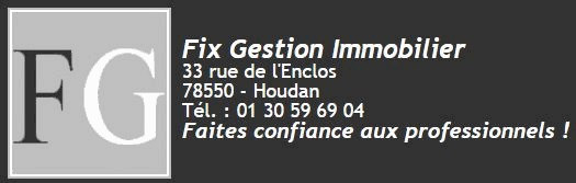 Fix gestion immobilier agence immobili re houdan for Agence immobiliere houdan