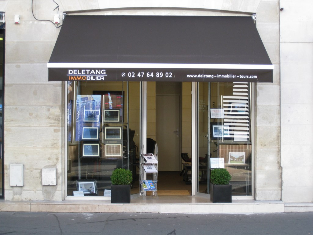 Deletang immobilier agence immobili re tours for Agence immobiliere 37