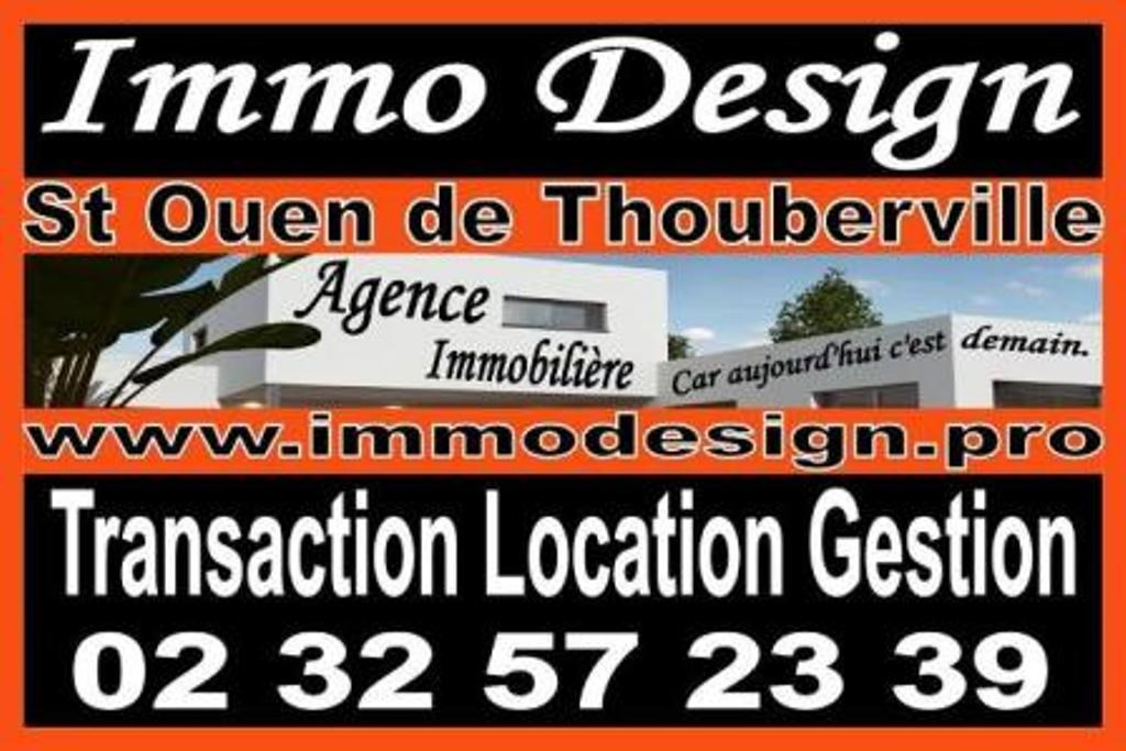 Immo design agence immobili re st ouen de thouberville for Immo design