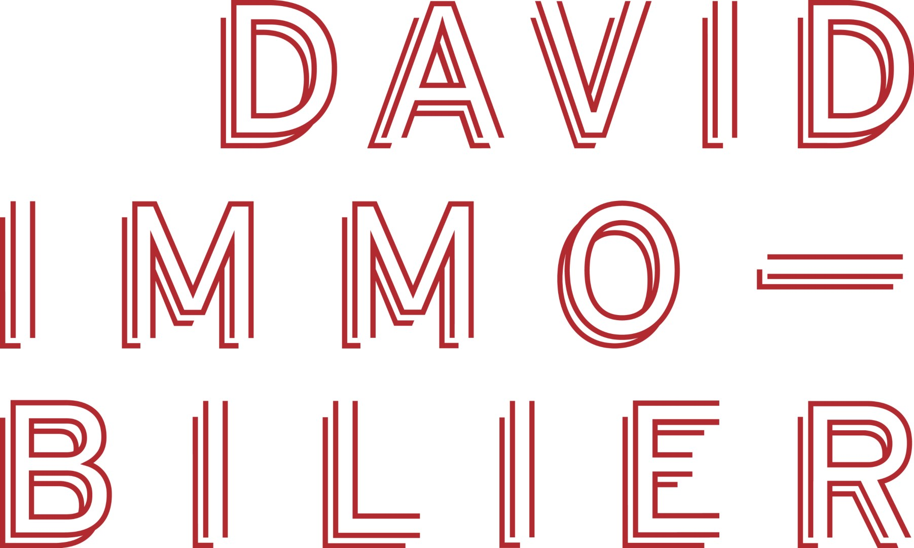 Real estate agency DAVID IMMOBILIER in Paris