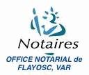 Office notarial de flayosc -var