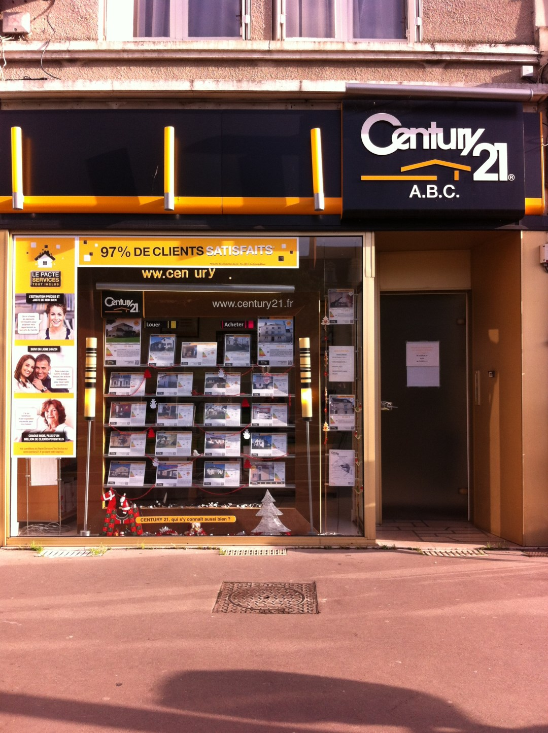 Century 21 a b c agence immobili re chatellerault for Agence pierre chatellerault