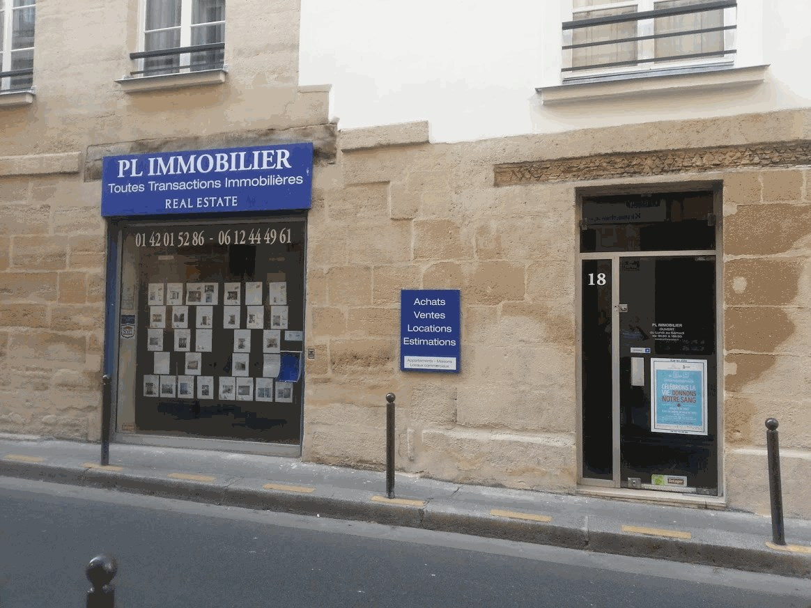 Pl immobilier agence immobili re paris 6 me for Agence immobiliere 75006