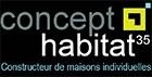 Logo agence CONCEPT HABITAT 35