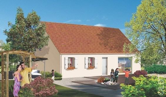 Maison  5 pièces + Terrain 750 m² Boutigny-sur-Essonne par L.D.T VIRY CHATILLON