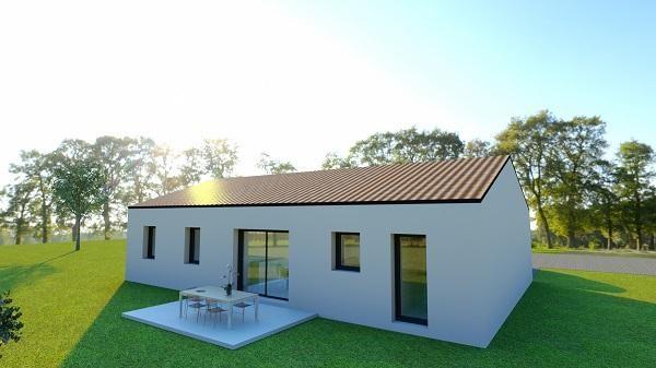 Maison  5 pièces + Terrain 464 m² Les Herbiers (85500) par MAISONS NEHO