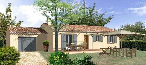 Maison  4 pièces + Terrain 1077 m² Brignoles par MAISONS DU MIDI