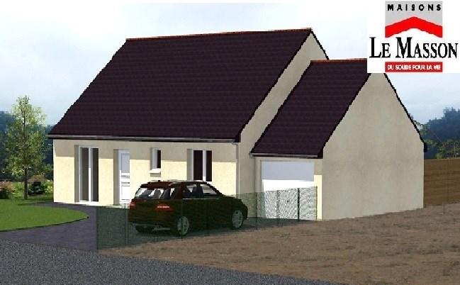 Maison  4 pièces + Terrain 508 m² Cerisy-la-Salle par MAISONS LE MASSON SAINT LO