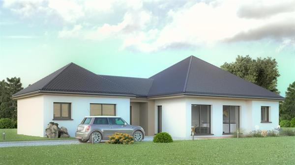 Maison  4 pièces + Terrain 530 m² Dorans (90400) par IMMO REECHT