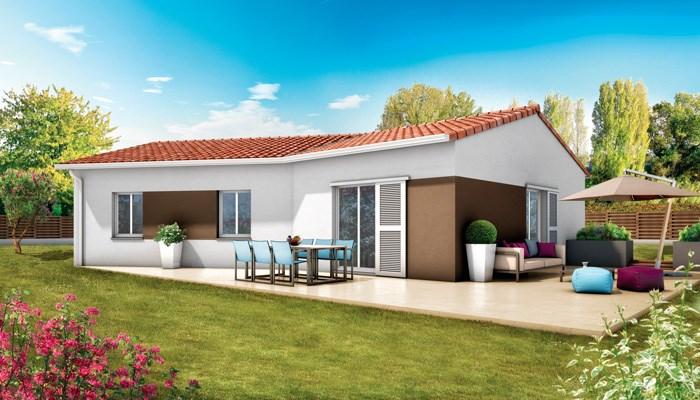 Maison  4 pièces + Terrain 545 m² Labarthe-sur-Lèze par MAISONS CLAIR LOGIS TOULOUSE-SUD