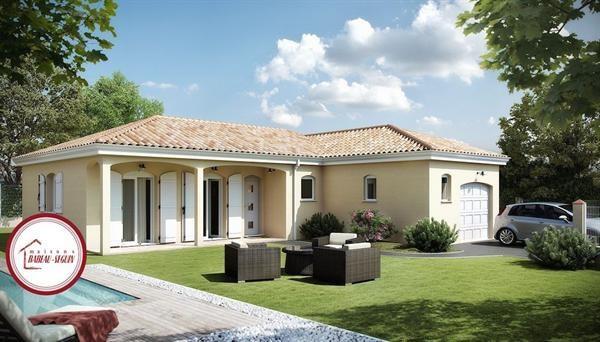 Maison  2 pièces + Terrain 892 m² Yerres par Maisons Babeau Seguin