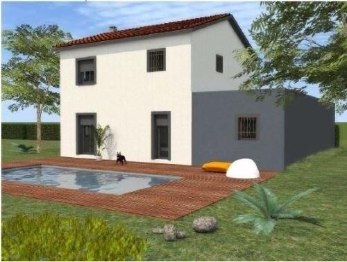 Maison  4 pièces + Terrain 436 m² Morancé par TRADYBEL RHONE