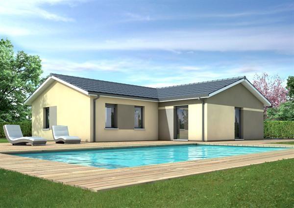 Maison  3 pièces + Terrain 3200 m² Plassac (33390) par IMMO CONSTRUCTION