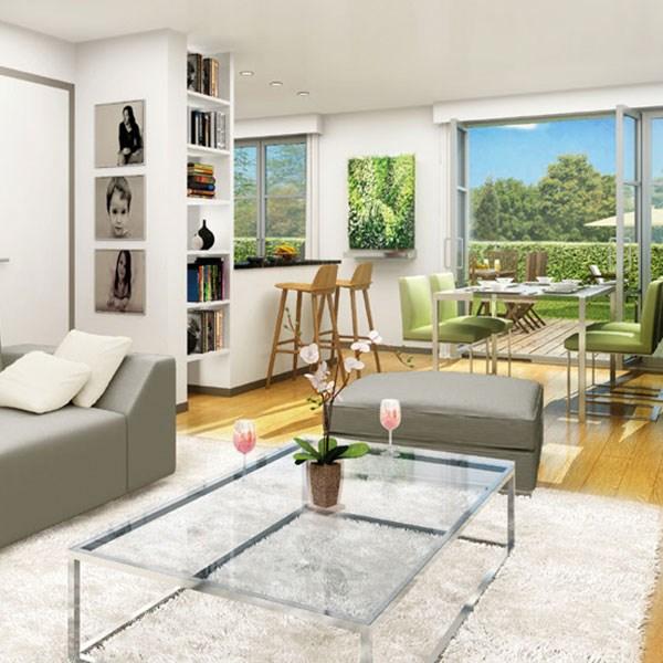 achat appartement 3 pi ces champagne au mont d 39 or appartement neuf f3 t3 3 pi ces 65 28m. Black Bedroom Furniture Sets. Home Design Ideas