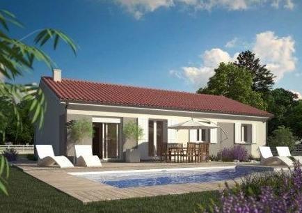 Maison  4 pièces + Terrain 564 m² Moncel Lès Lunéville (54300) par MAISONS OXEO