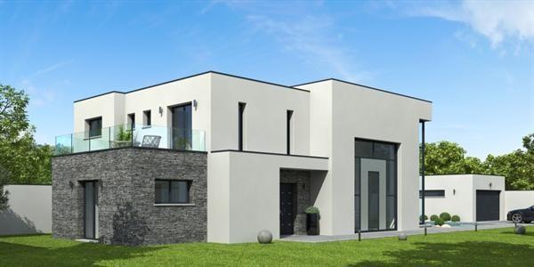 Maison  5 pièces + Terrain 600 m² Hauteville les Dijon par MAISONS DARCY