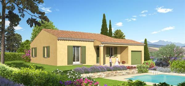 Maison  4 pièces + Terrain 465 m² Alleins par VILLAS TRIDENT SALON DE PROVENCE