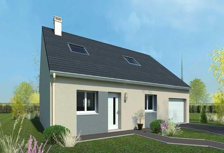 Maison  4 pièces + Terrain 458 m² Hénin-Beaumont par HABITAT CONCEPT - AGENCE DE LENS