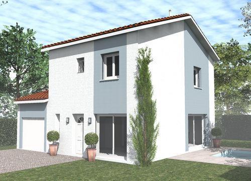 Maison  3 pièces + Terrain 453 m² Denicé par TRADICONFORT 69