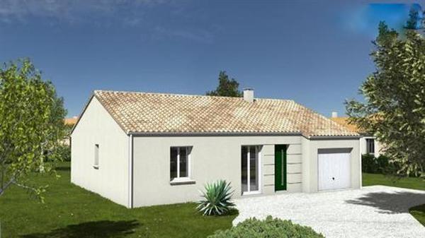 Maison  4 pièces + Terrain 371 m² Bretignolles-sur-Mer par LOGIS DE VENDEE