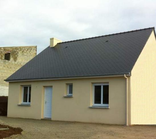 Maison  2 pièces + Terrain 725 m² Loches (37600) par MAISON LE MASSON TOURS