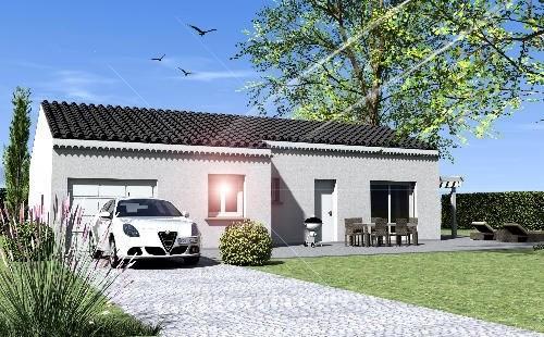 Maison  4 pièces + Terrain 409 m² Saint-Rambert-d'Albon par TRADICONCEPT