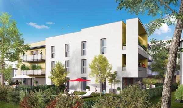 Harmony programme immobilier neuf strasbourg propos for Immobilier strasbourg neuf