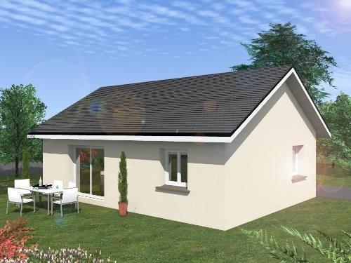 Maison  3 pièces + Terrain 475 m² Plan par MAISONS VESTALE 38