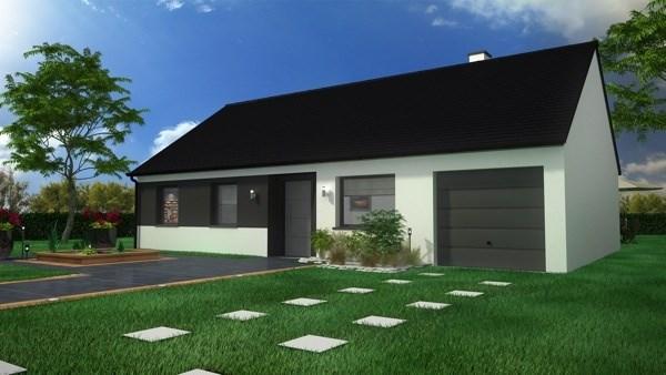 Maison  5 pièces + Terrain 447 m² Moncheaux par Maison Castor Lezennes