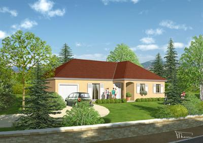 Maison  5 pièces + Terrain 900 m² Marliens par Top Duo Dijon