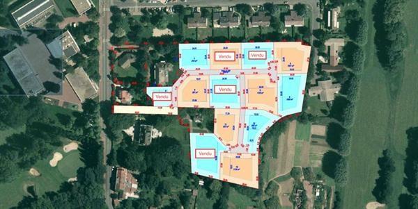 Vente Terrain constructible 1051m² Wasquehal