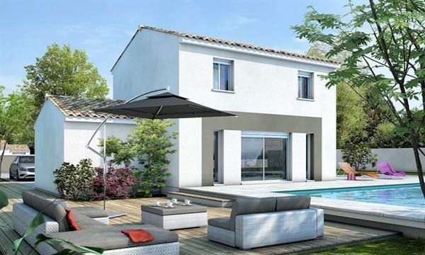 Maison  4 pièces + Terrain 195 m² Sommières par ZIGLIANI BATISSEUR - AGENCE DE NIMES