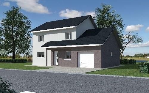 Maison  5 pièces + Terrain 1000 m² Levier par MAISONS VESTALE 25