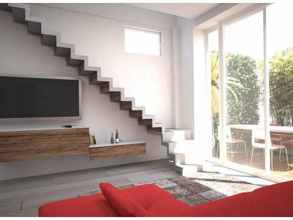 Vente Appartement 3 pièces 110m² Como