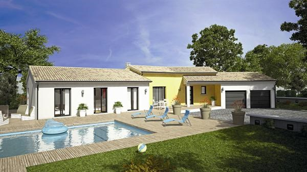 Maison  5 pièces + Terrain 2512 m² Castelmaurou par Villas JB LUNION