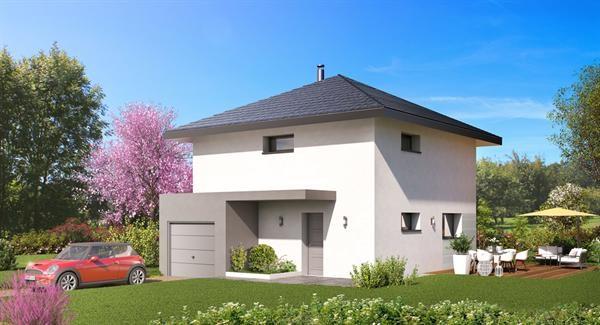 Maison  4 pièces + Terrain 600 m² Chens-sur-Léman par SOLENA - ARTHEA - ESSENCIEL