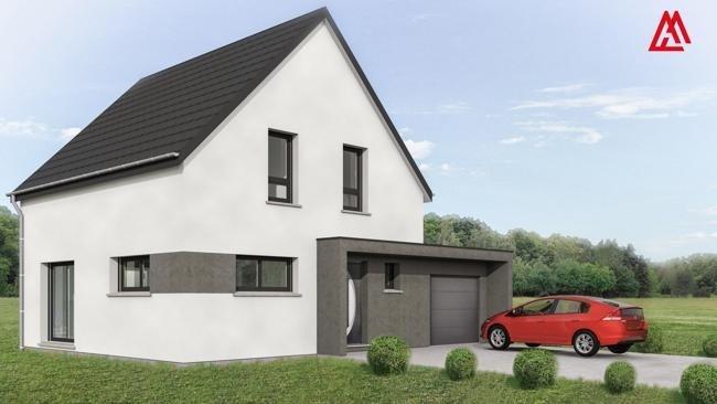 Maison  5 pièces + Terrain 445 m² Friedolsheim par LES MAISONS ARLOGIS SELESTAT