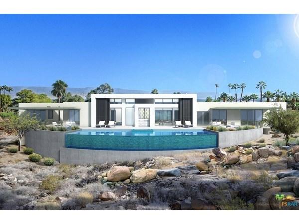 Vente Maison 4 pièces 327m² Palm Springs