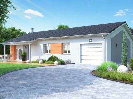 Maison  4 pièces + Terrain 1000 m² Vénérieu par MAISONS AXIAL