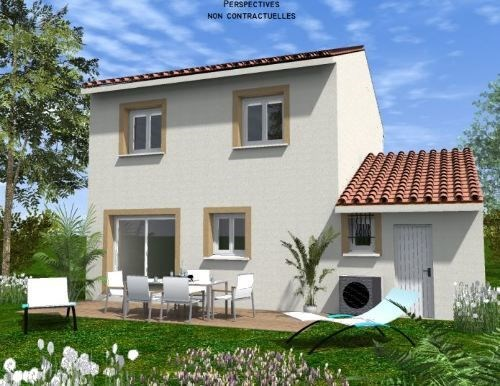 Maison  4 pièces + Terrain 481 m² Givors par MAISONS VESTALE 69