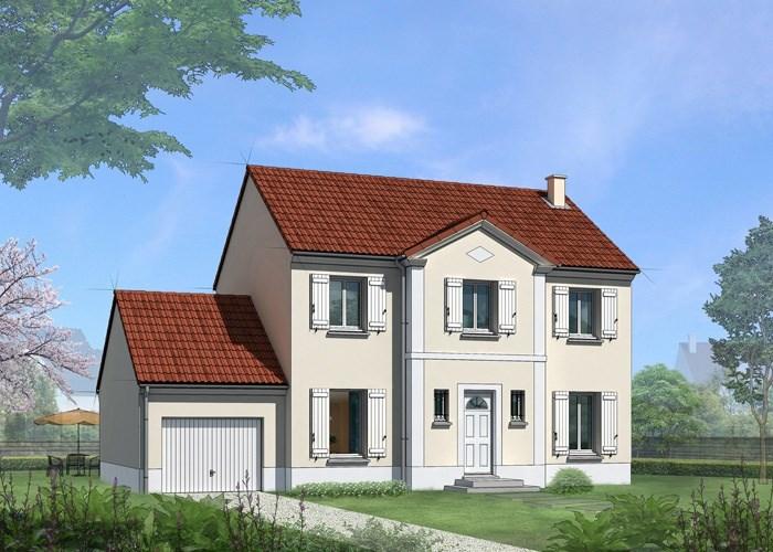 Maison  6 pièces + Terrain 353 m² Montmorency par MAISON CASTOR BAILLET EN FRANCE