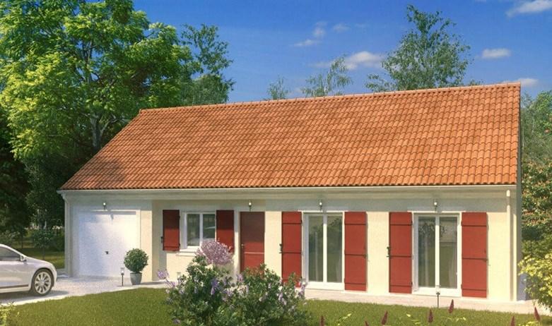 Maison  3 pièces + Terrain Romilly-sur-Seine par MAISONS PIERRE