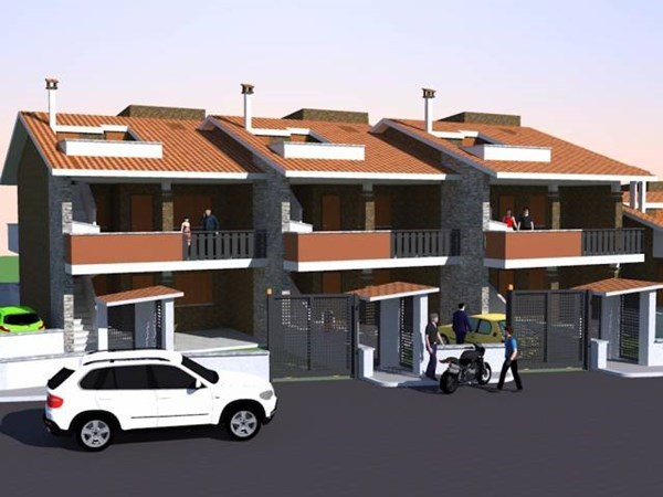 Vente Appartement 5 pièces 120m² Ciampino