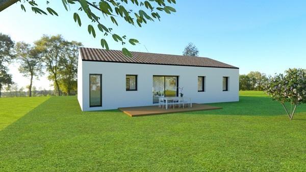 Maison  5 pièces + Terrain 409 m² Saint Georges de Montaigu (85600) par MAISONS NEHO