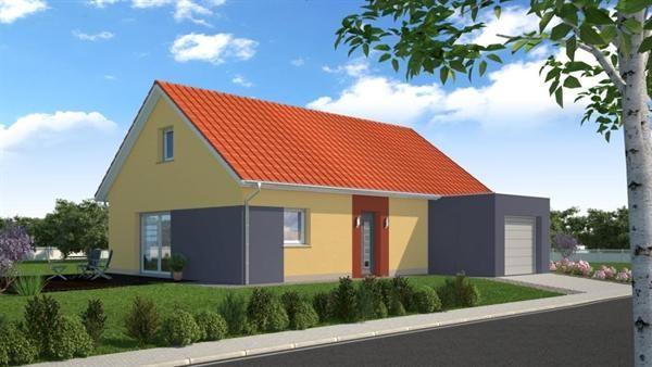 Maison  3 pièces + Terrain 461 m² Belfort (90000) par IMMO REECHT